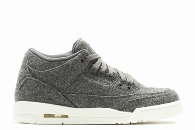 Air Jordan 3 Retro Wool