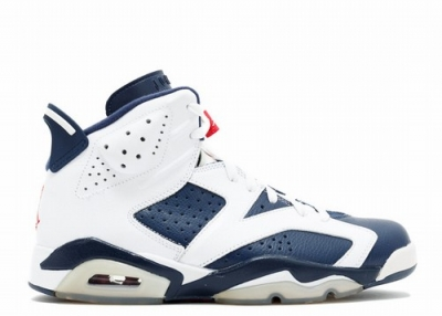 Air Jordan 6 Retro Olympic 2012