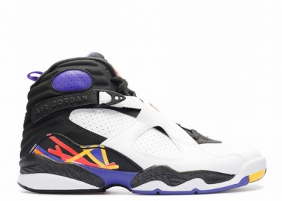Air Jordan 8 Retro Three-Peat