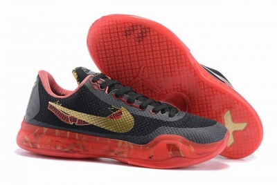 Kobe 10 Shoes Low The Return of the King