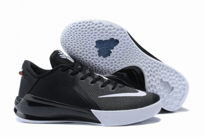 Kobe Venom 6 Shoes Black White