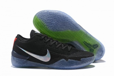 Nike Kobe 360 Shoes DeRozan Black Silver