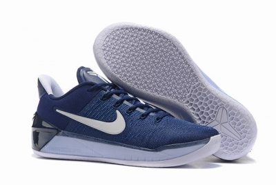 Nike Kobe AD 12 Air Cushion Shoes Dark Blue White