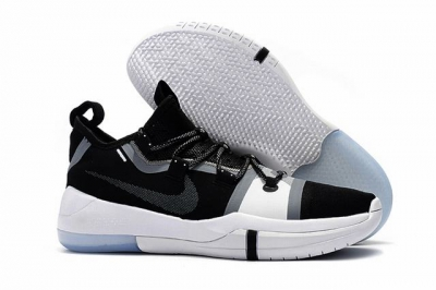 Nike Kobe AD EP Shoes White Black