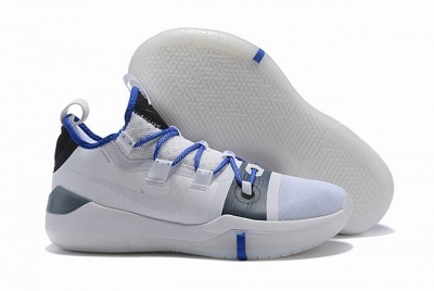 Nike Kobe AD EP Shoes White Blue