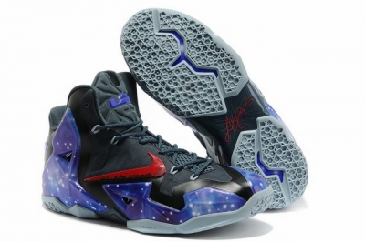 Nike Lebron James 11 Shoes Galaxy